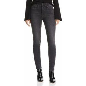Levi's 721 High Rise Skinny Jeans Light Charcoal